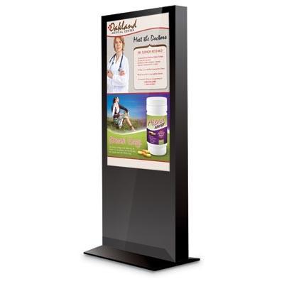 46 LCD Kiosk w/ Built in Media Player