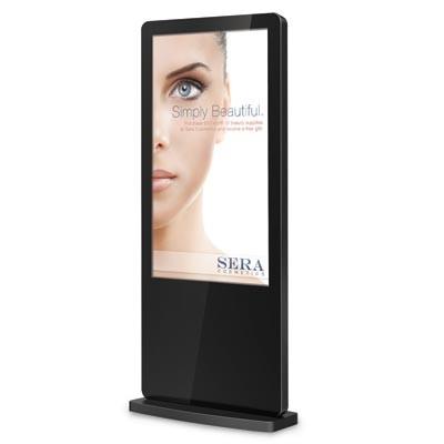 55 LCD Kiosk w/ Built in Media Player