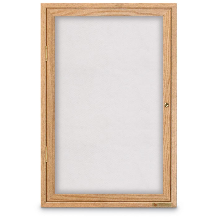 "24 x 36"" Wood Enclosed Easy Tack Board"