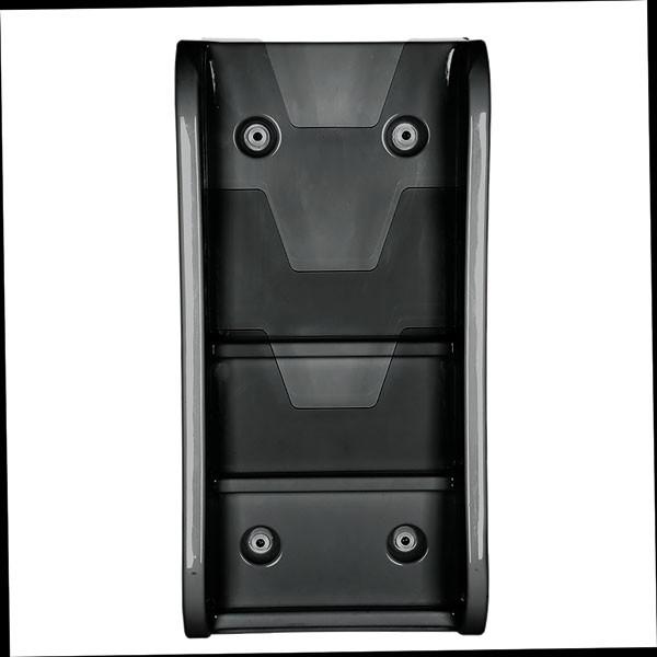 "Wall Unit 3 x (8.5"" x 11"") Capacity Black"