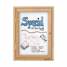 "18 x 24"" Wood Enclosed Dry/Wet Erase Boards"