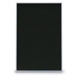 "72W x 48""H Vinyl Letterboard Framed"
