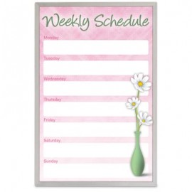 """12 x 18"""" Digitally Printed/Sublimated Dry Erase Boards"""