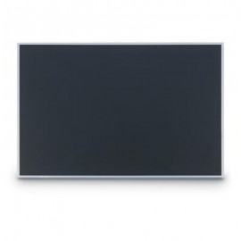 "96 x 48"" x 5/8""Aluminum Framed Porcelain On Steel Chalkboard"
