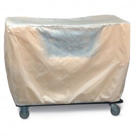 Full Cover Plastic Basket Truck