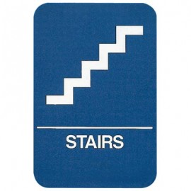 Stairs ADA Compliant Sign