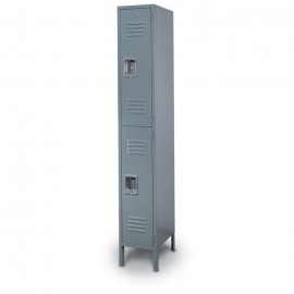 Double Tier Economy Locker
