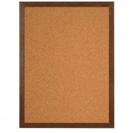 "48 x 36"" Wide Frame Corkboards"