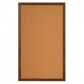 "60 x 36"" Wide Frame Corkboards"