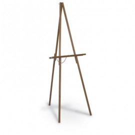 Natural Finish Economy Wood Easel