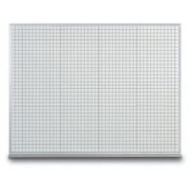 "48 x 36"" Melamine Open Faced Grid Board"