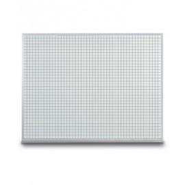 """48 x 36"""" Porcelain Open Faced Grid Board"""