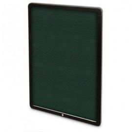 "24 x 36"" Hingless Radius Profile Letterboard"