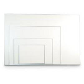 """12 x 36"""" Aluminum Framed Dry/Wet Erase Board"""