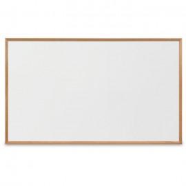 """60 x 36"""" x 3/4"""" Decorative Hardwood Framed Porcelain On Steel Dry Erase Boards"""