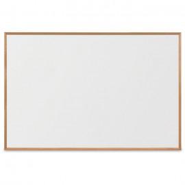"""72 x 48"""" x 3/4"""" Decorative Hardwood Framed Porcelain On Steel Dry Erase Boards"""