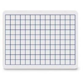 Grid White Dry Erase Board
