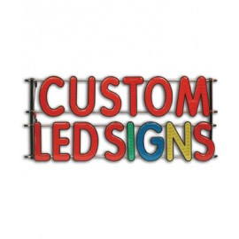Additional Line Kits for LED Characters