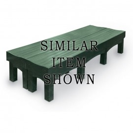 2' Recycle Plastic Benches
