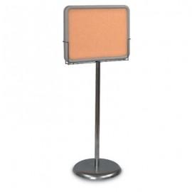"Image"" Pedestal Base Kit for 18"" x 24"" Board Horizontal"