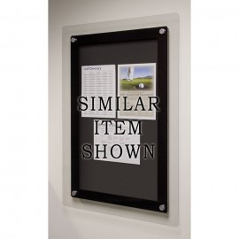 "18 x 12"" Corporate Series Tack Board"