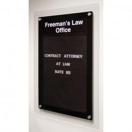 "24 x 36"" Corporate Series Magnetic Directory Board"