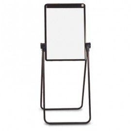 "28 x 36"" Curvilinear Dry Erase Board Easel"