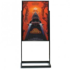 "22 x 28"" Rectangular Tube Stand Pedestal Sign"