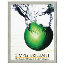 """22 x 28"""" Single Sided Illuminated LED Snap Frames"""
