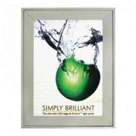 """9 x 12"""" Single Sided Illuminated LED Snap Frames"""