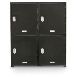 "22 x 26"" x 16"" - ""D"" Size Doors - Combination Lock - Personal Privacy Lockers"