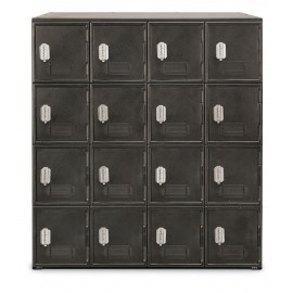 "22 x 55"" x 16"" - ""B"" Size Door- 4 Dial Combination Lock - Personal Privacy Locker"