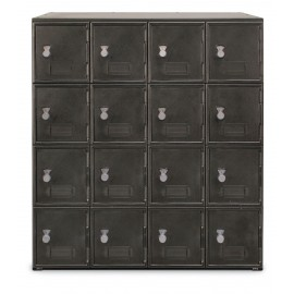 "22 x 55"" x 16"" - ""B"" Size Door- Combination Lock - Personal Privacy Locker"