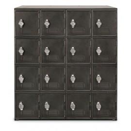 "22 x 55"" x 16"" - ""B"" Size Door - Hasp Lock - Personal Privacy Locker"