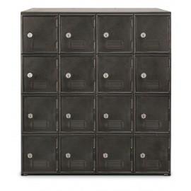"""22 x 55"""" x 16"""" - """"B"""" Size Door - Key Lock - Personal Privacy Locker"""