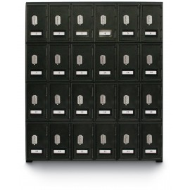 "22 x 26"" x 16"" ""A"" Size Door - 4 Dial Combination Lock - Personal Privacy Locker"