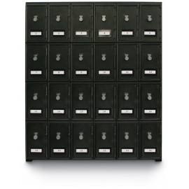"22 x 26"" x 16"" ""A"" Size Door - Combination Lock - Personal Privacy Locker"