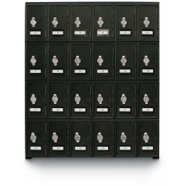 "22 x 26"" x 16"" ""A"" Size Door - Hasp Lock - Personal Privacy Locker"