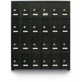 "22 x 26"" x 16"" ""A"" Size Door - Key Lock - Personal Privacy Locker"