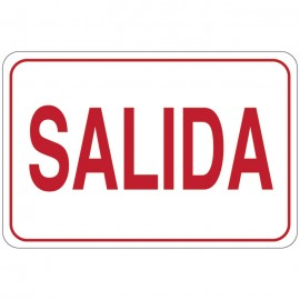 Salida Facility Sign