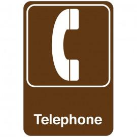 Telephone Facility Sign