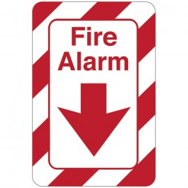 Fire Alarm Facility Sign