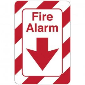 Fire Alarm Facility Sign