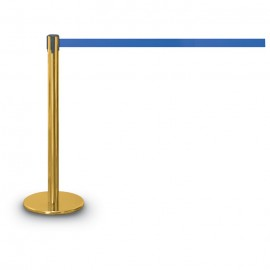 Gold Polished Dynasty Post/Base- 1500 Series 7'