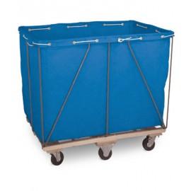 "36 x 26"" x 33 1/2"" Vinyl Line Basket Truck"