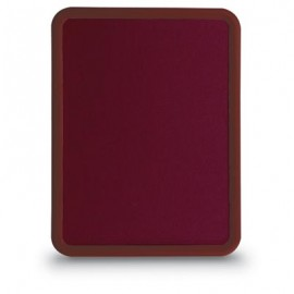 "24 x 36"" ""Image"" Corkboards- Burgundy Fabricboard"