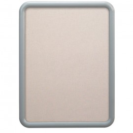 "18 x 24"" ""Image"" Corkboards- Pearl Fabricboard"