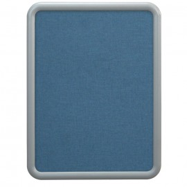 "18 x 24"" ""Image"" Corkboards- Ultramarine Fabric Board"