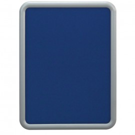 "24 x 36"" ""Image"" Corkboards- Cobalt Accent Fabricboard"