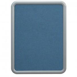 "24 x 36"" ""Image"" Corkboards- Ultramarine Fabricboard"